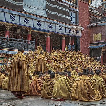 13 Days Highlights of China with Holy Tibet