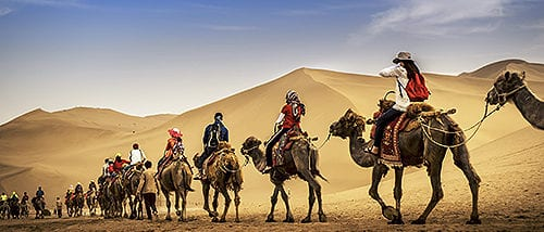 Echoing Sands Dune