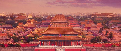 Forbidden City a must city to visit in china