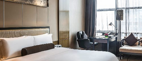 Hotel Shanghai Pullman Jin'an 2