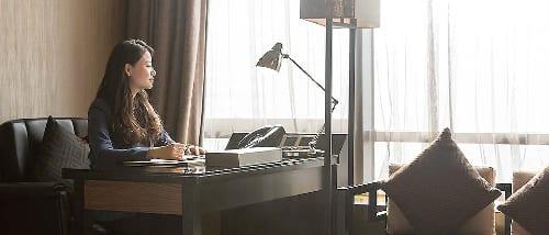 Hotel Shanghai Pullman Jin'an 4