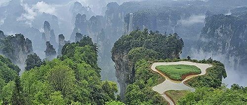Tianzi Mountain Nature Reserve