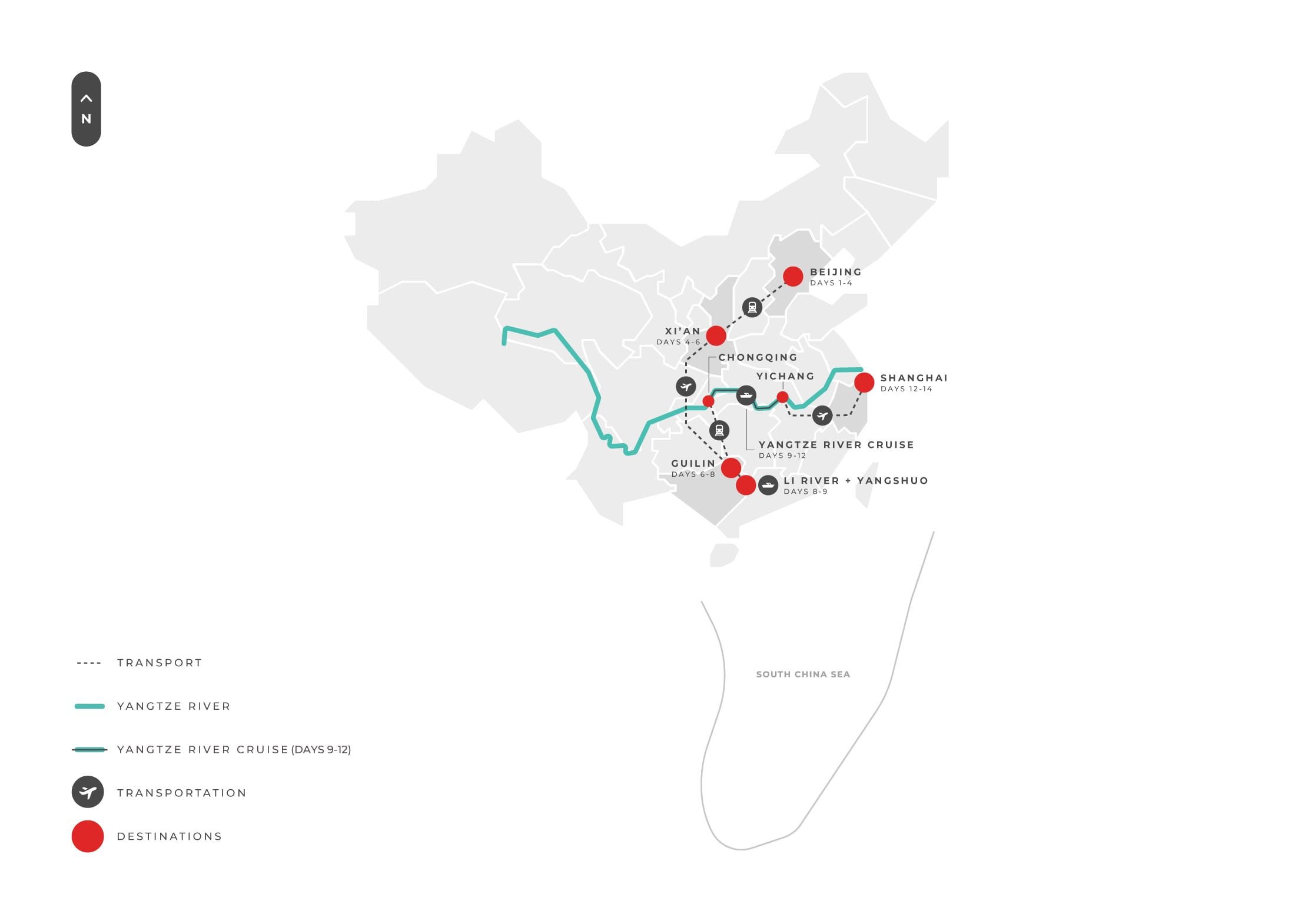 Tour With Cruise 14 Days Best Of China Plus The Yangtze