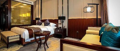 Dengfeng Zhongzhou Leading Hotel 4