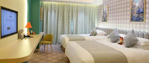 Hangzhou Zhongwei Sunny Hotel 4