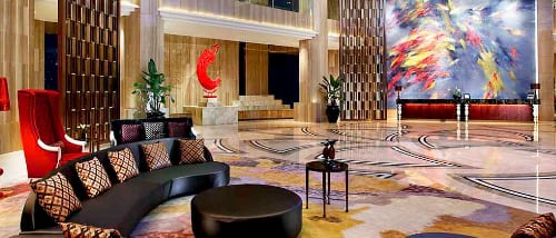 Hotel Sofitel Guangzhou Sunrich 2