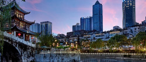 Hotel Sofitel Guiyang Hunter 1