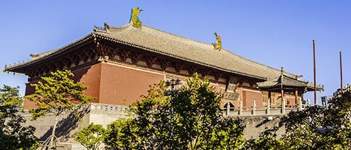 Huayan Monastery