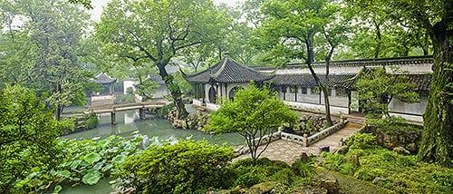 Humble Administrator's Garden, Suzhou, Jiangsu Province, China