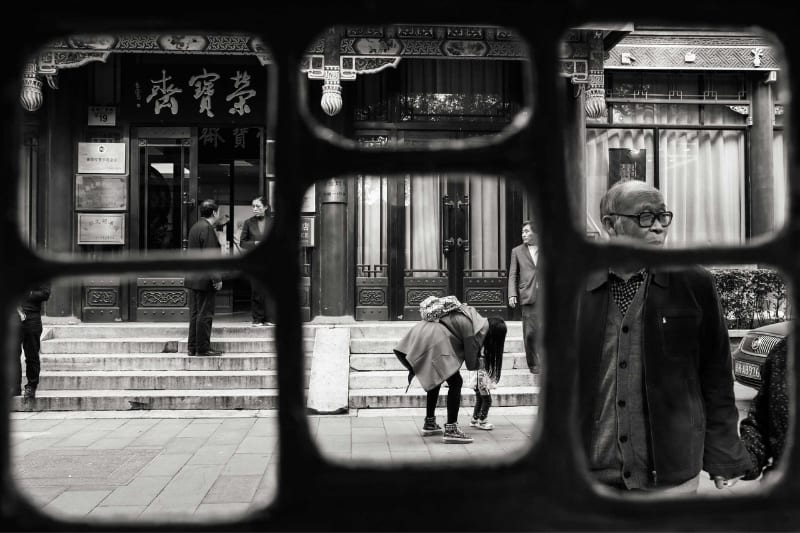 streets in Beijing