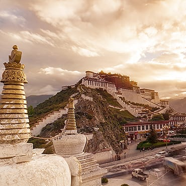 16 Days Lively China with Holy Tibet