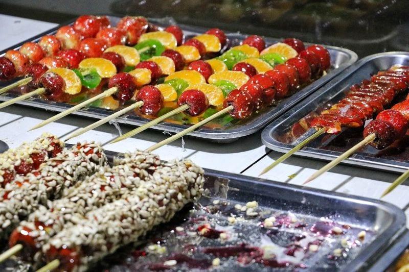 Niujie Muslim Snack Street