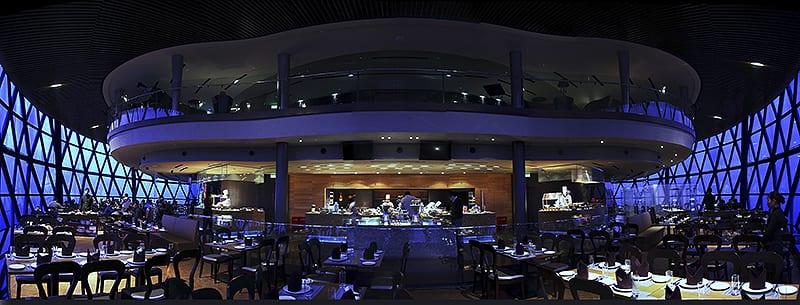 Oriental Pearl Revolving Restaurant