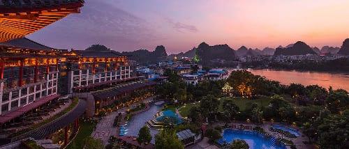Shangri La Hotel, Guilin 1