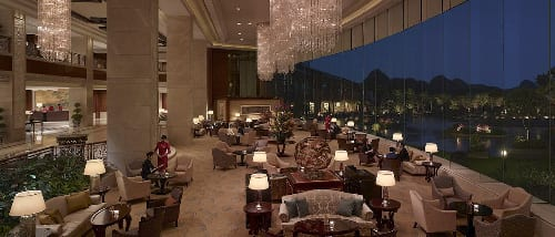 Shangri La Hotel, Guilin 2