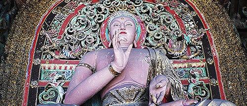 Shuanglin Monastery