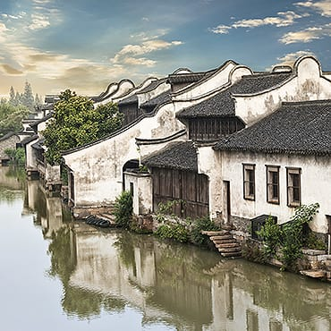 Suzhou-Tongli Water Town 2N3D Tour