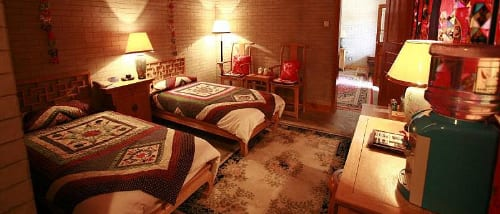 The Silk Road Dunhuang Hotel, Dunhuang 3