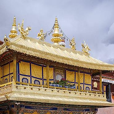Lhasa, Gyangtse, Shigatse, Tsetang 6N7D Tour