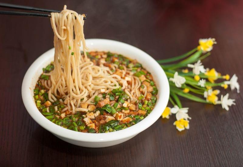 Qishan Saozi noodles