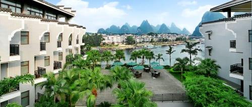Yangshuo Green Lotus Hotel 1
