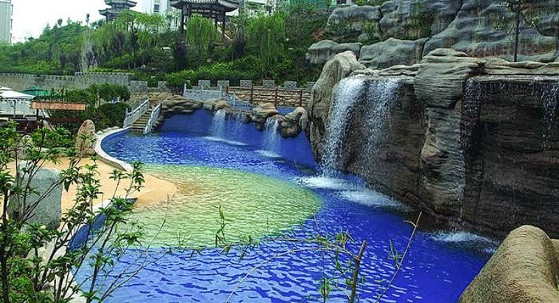 best Xian hot springs
