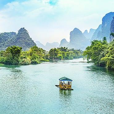 Guilin – Yangshuo & Zhaoxing 2N3D Tour
