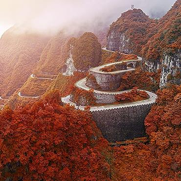 Zhangjiajie 2N3D Tour