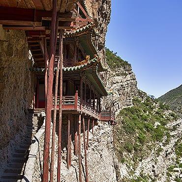 Datong – Yungang Grottoes & Hanging Monastery Day Tour