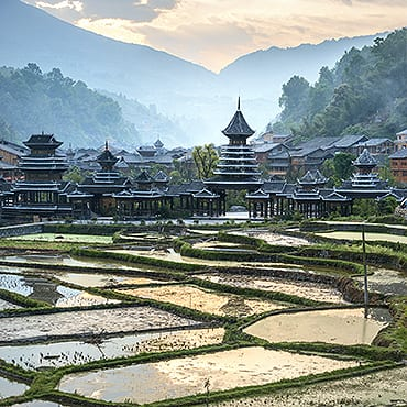 Guilin & Zhaoxing 1N2D Tour