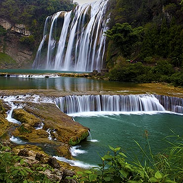 Guiyang – Huangguoshu Waterfall and Tianlong Ancient CastleDay Tour