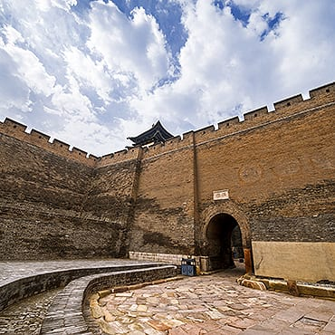 Pingyao Old Town Highlights Walking Day Tour