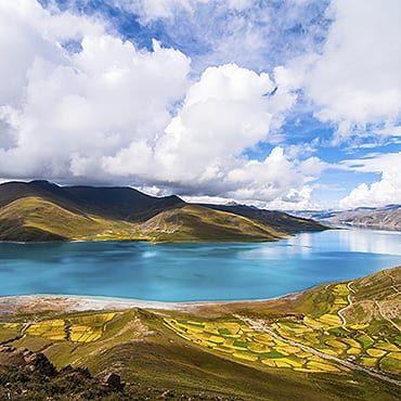 Lhasa Highlights & Yamdrok Lake 4N5D Tour