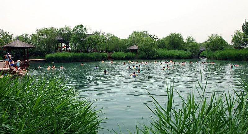 xian's best hot spring