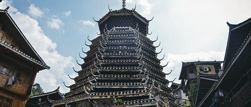 Chejiang Dong Village