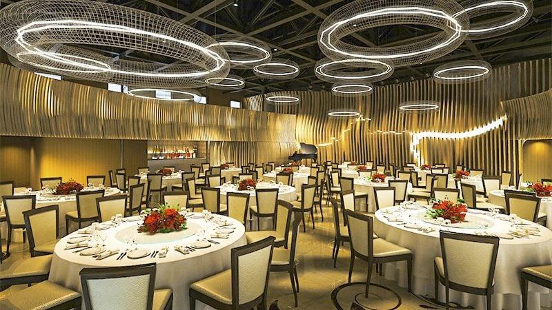 Local Shanghai dishes Jardin De Jade
