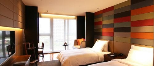 H2o Hotel (deluxe Room Park View) 2