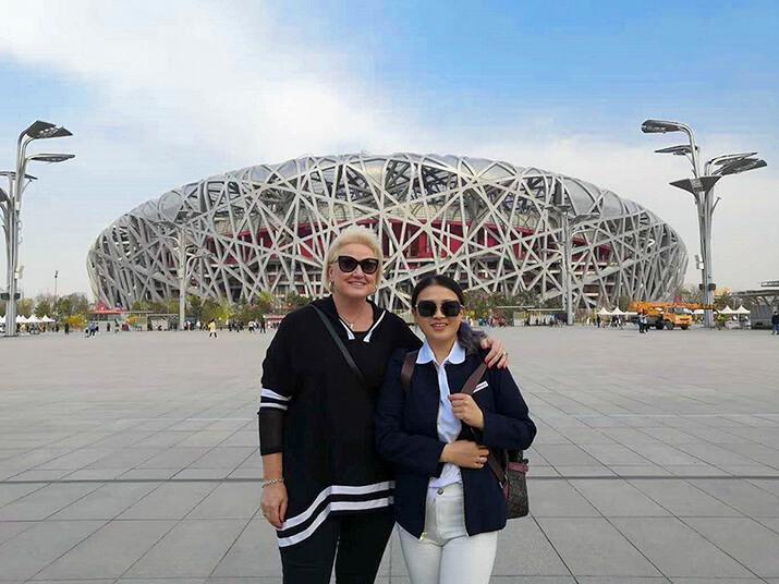 12 April May China Beijing Linda 1
