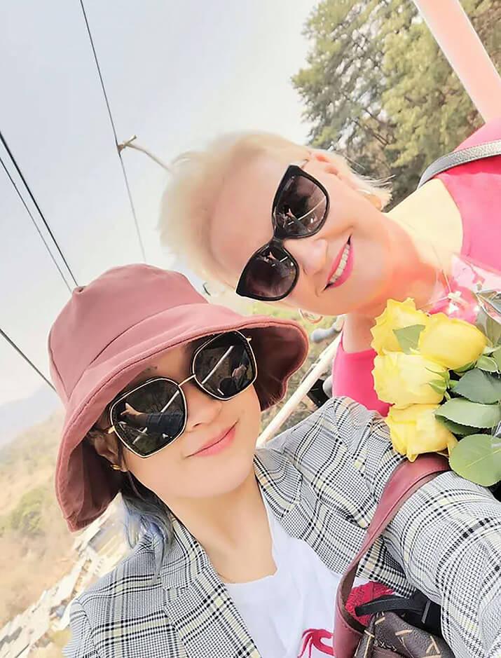 12 April May China Beijing Linda 2