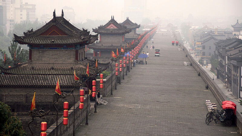Cities To Visit In China Xi'an