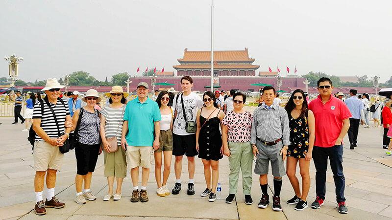 19 Beijing Ct19 Bg0618 Tiananmen Square