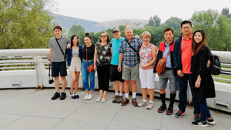 19 Beijing Ct19 Bg0618 Water Cube
