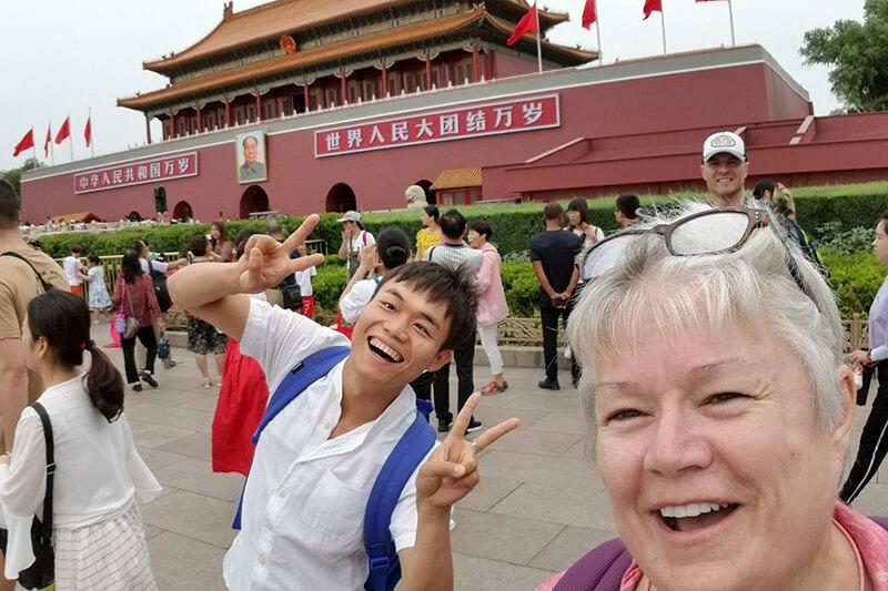 21 Beijing Tiananmen Square