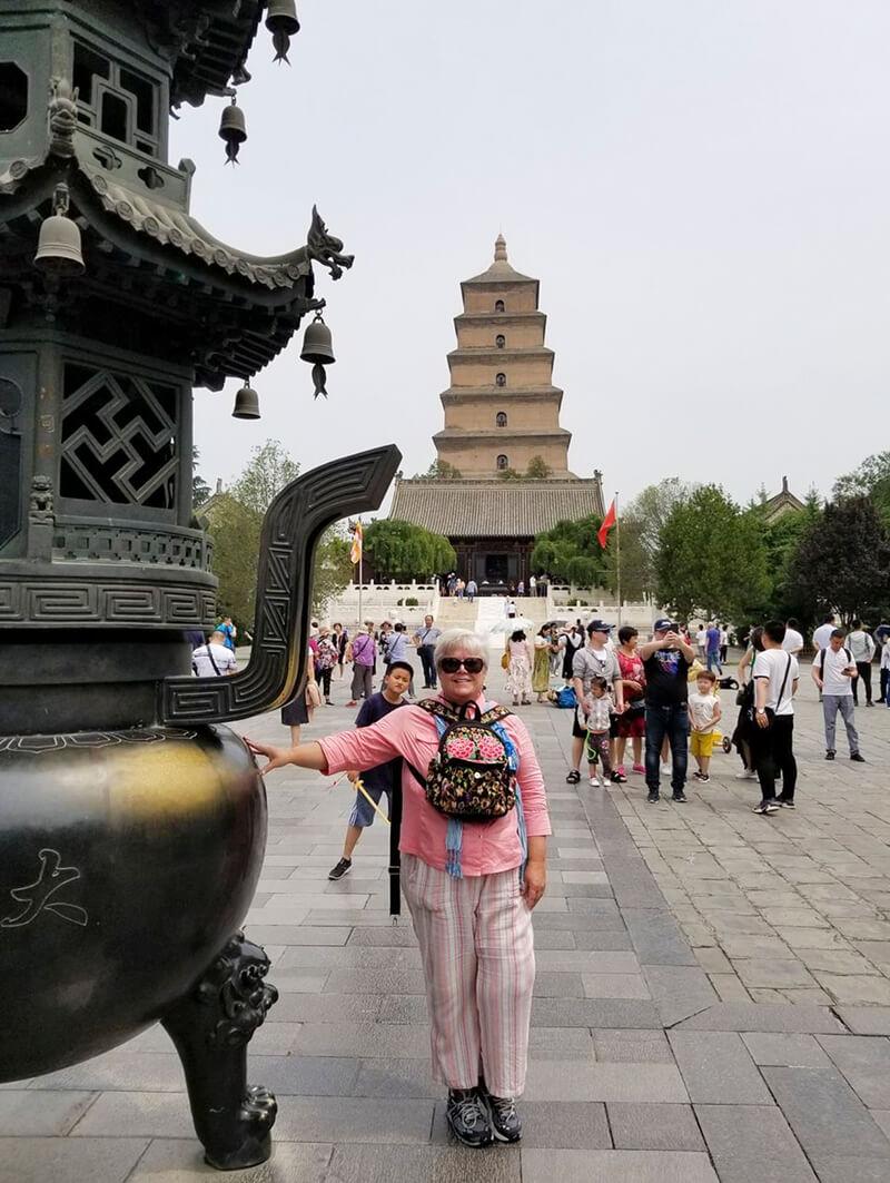 21 Xi'an Big Wild Goose Pagoda