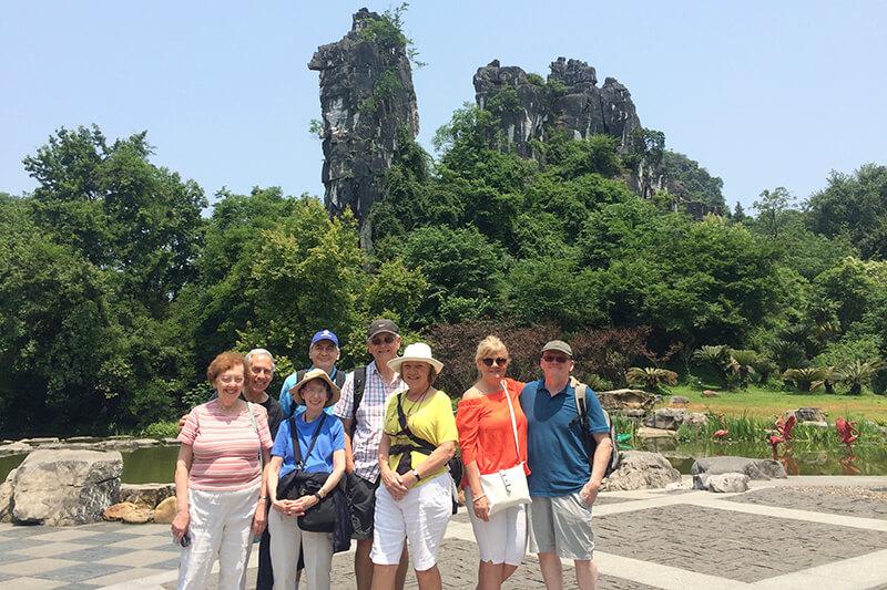 19 May Guilin Seven Star Park