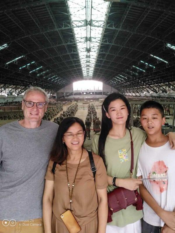 28 August Xian Terracotta Warriors 1