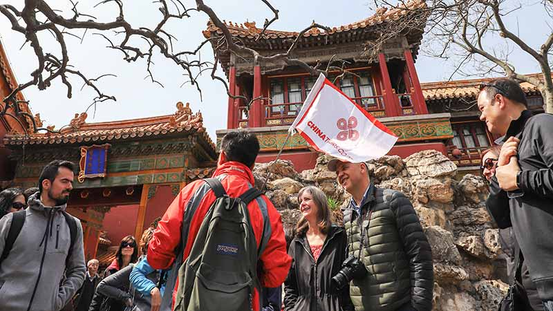 Travel With A Local Guide in China