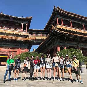 Travel Memory-2019 Students Tour, Beijing-Xi'an-Chengdu-Shanghai