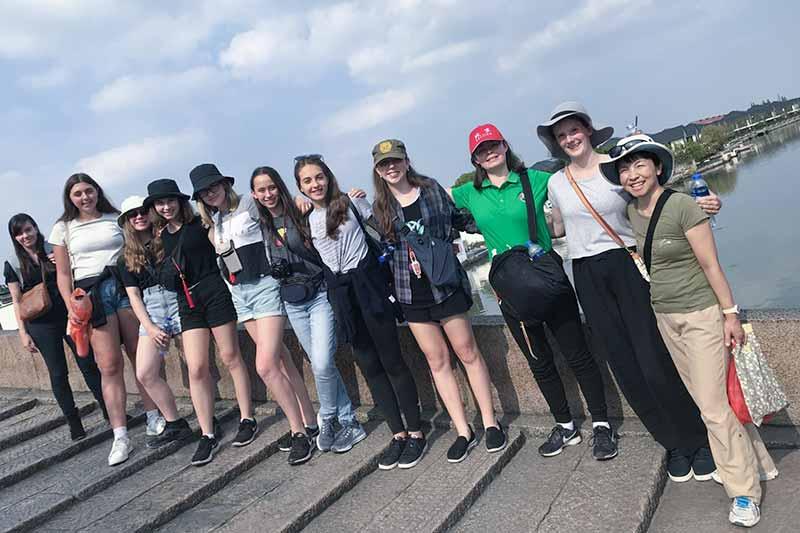 2019 China Tours Students Tour Shanghai 3