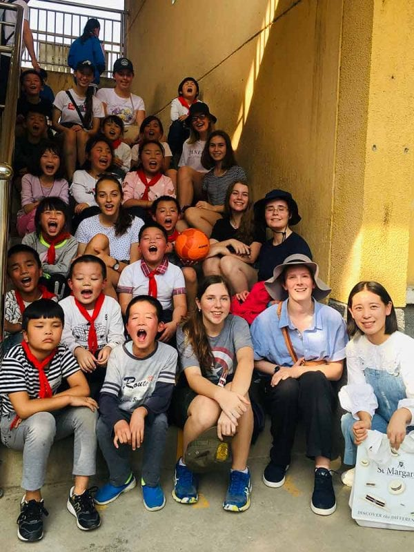 2019 China Tours Students Tour Xian 2